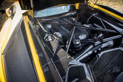 Lamborghini Aventador S, motore