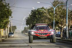 Сириль Депре и Давид Кастера, Peugeot Sport, Peugeot 3008 DKR (№308)
