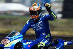 2. Alex Rins, Team Suzuki MotoGP