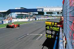 Eddie Irvine, Ferrari