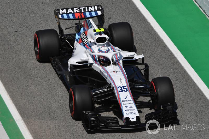Формула 1, V этап, Гран При Испании