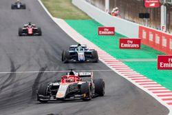 FIA Formula 2 Series - Round 3. Circuit de Catalunya, Barcelona, Spain. Saturday 12 May 2018.Luca Ghiotto, Campos Racing
