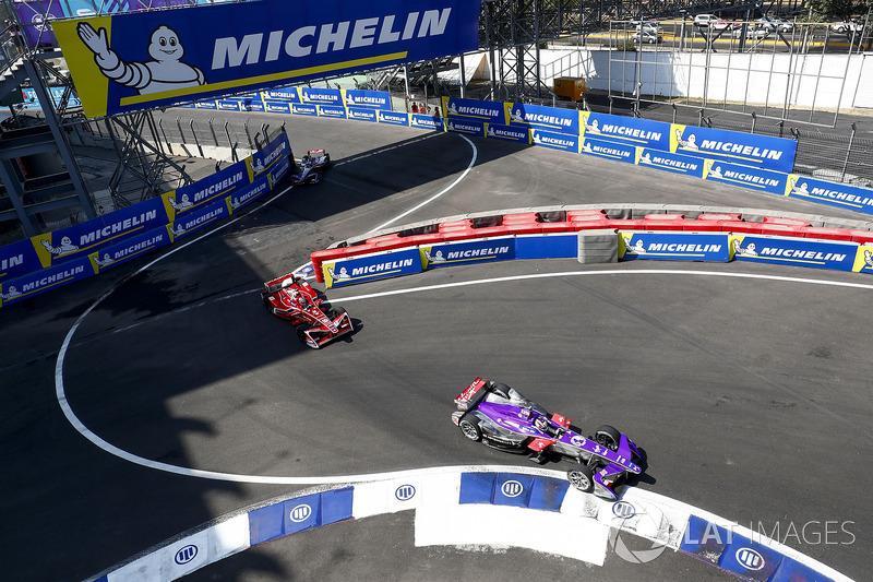 Alex Lynn, DS Virgin Racing, Jérôme d'Ambrosio, Dragon Racing, Sam Bird, DS Virgin Racing