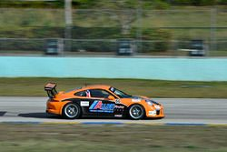 #60 MP1B Porsche GT3 Cup, Sebastian Carazo, TLM USA