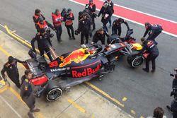 Max Verstappen, Red Bull RB14