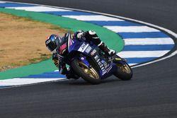 AP250: Peerapong Boonlert, Yamaha Thailand Racing Team