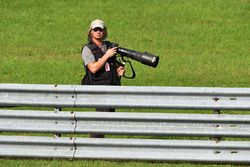 Jerry Andre, Fotoğrafçı