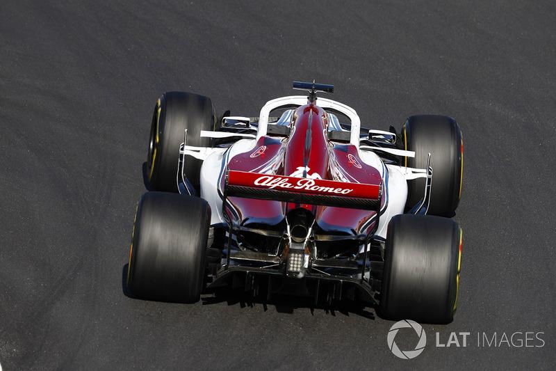 Шарль Леклер, Sauber C37
