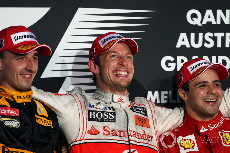 2010: Jenson Button