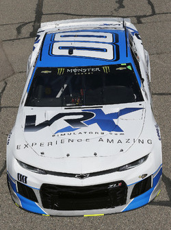 Jeffrey Earnhardt, StarCom Racing, Chevrolet Camaro VRX SIMULATORS