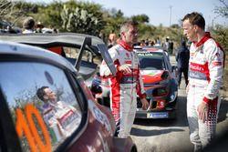 Sébastien Loeb, Citroën World Rally Team, Kris Meeke, Citroën World Rally Team
