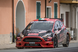 Antonio Rusce, Sauro Farnocchia, Ford Fiesta R5, X Race Sport