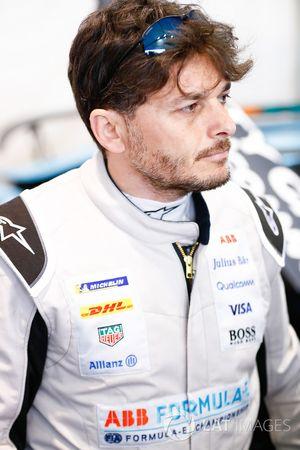 Racing driver, Giancarlo Fisichella