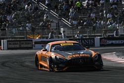 #2 CRP Racing Mercedes-AMG GT3: Daniel Morad