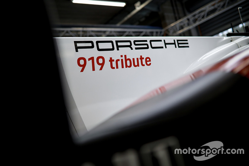 Porsche 919 Hybrid Evo, dettaglio