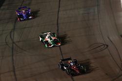 Robert Wickens, Schmidt Peterson Motorsports Honda, Kyle Kaiser, Juncos Racing Chevrolet