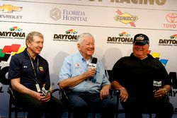 Bill Elliott, Bobby Allison, A.J. Foyt
