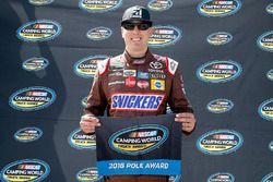 Kyle Busch, Kyle Busch Motorsports, Cessna Toyota Tundra pole award
