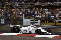 Clay Regazzoni, Williams FW07