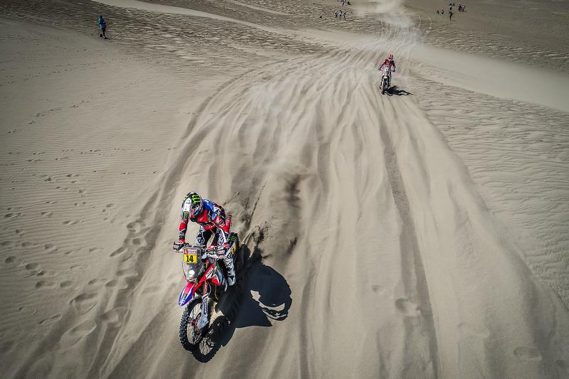 #14 Monster Energy Honda Team Honda: Мікаель Метж