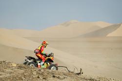 Эрнан Паредес, Mec Team, Honda TRX 700 (№292)