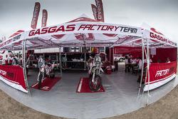GasGas Rally Team area