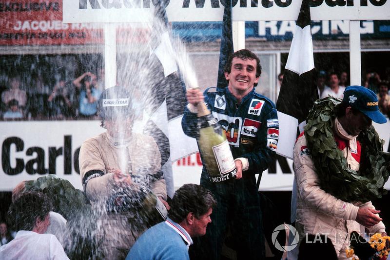 #68 Alain Prost
