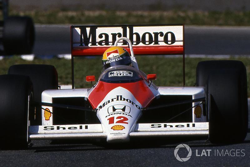 McLaren-Honda MP4/4 - 15 victorias