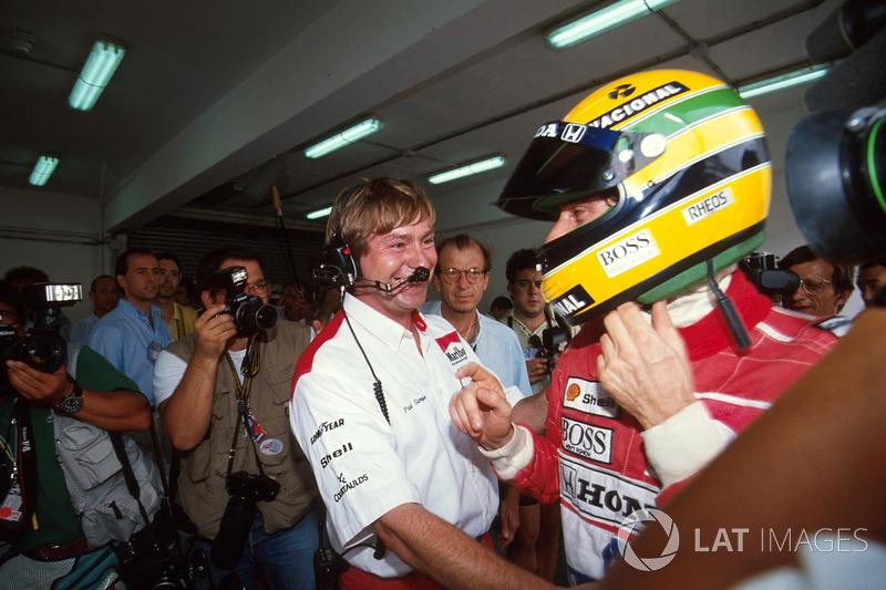 9 - Classificação em Jerez, 1990