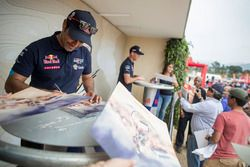 Nasser Al-Attiyah, Matthieu Baumel, Toyota Gazoo Racing