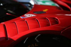 Ferrari 488 GT3 detail