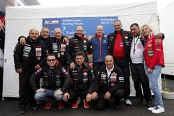 Igor Stefanovski, Stefanovski Racing Team Hyundai i30 N TCR with the team