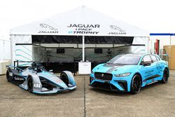 Formula E Gen2 car, Jaguar iPace eTrophy car