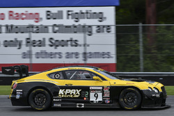#9 K-PAX Racing Bentley Continental GT3: Alvaro Parente, Andy Soucek