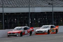 Ryan Reed, Roush Fenway Racing, Ford Mustang Drive Down A1C Lilly Diabetes Chase Briscoe, Roush Fenway Racing, Ford Mustang Nutri Chomps