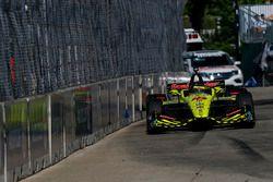 Sébastien Bourdais, Dale Coyne Racing met Vasser-Sullivan Honda