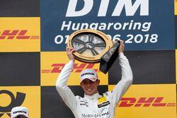 Podium: Racewinnaar Paul Di Resta, Mercedes-AMG Team HWA
