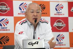 GTAの坂東正明会長