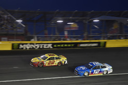 Joey Logano, Team Penske, Ford Fusion Shell Pennzoil, Ryan Blaney, Team Penske, Ford Fusion PPG