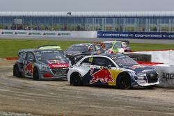 Андреас Баккеруд, Audi S1 EKS RX quattro, EKS Audi Sport