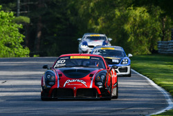 #50 Team Panoz Racing Panoz Avezzano GT4: Ian James, Matt Keegan