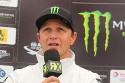 Basın Toplantısı: Petter Solberg, Petter Solberg World RX Team