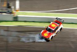Unfall: Augusto Farfus, BMW Team MTEK, BMW M4 DTM