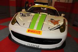 #160 Stratstone Ferrari Ferrari 458: Wayne Marrs