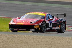 #151 StileF Scuadra Corse Ferrari 458: Thomas Loefflad