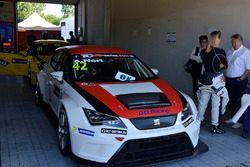 Alessandra Neri, B.D. Racing, SEAT León Cup Racer