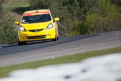 #01 Drengler Racing Honda Fit: Jasper Drengler