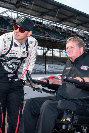 Грэм Рейхол, Rahal Letterman Lanigan Racing Honda и Сэм Шмидт