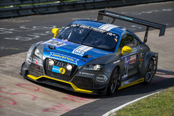 #104 LMS Engineering, Audi TTRS2: C. Tiger, Artur Goroyan