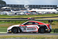 #35 Nissan GT Academy Team Kelly Nissan GT-R NISMO GT3: Mathew Simmons, Michael Caruso